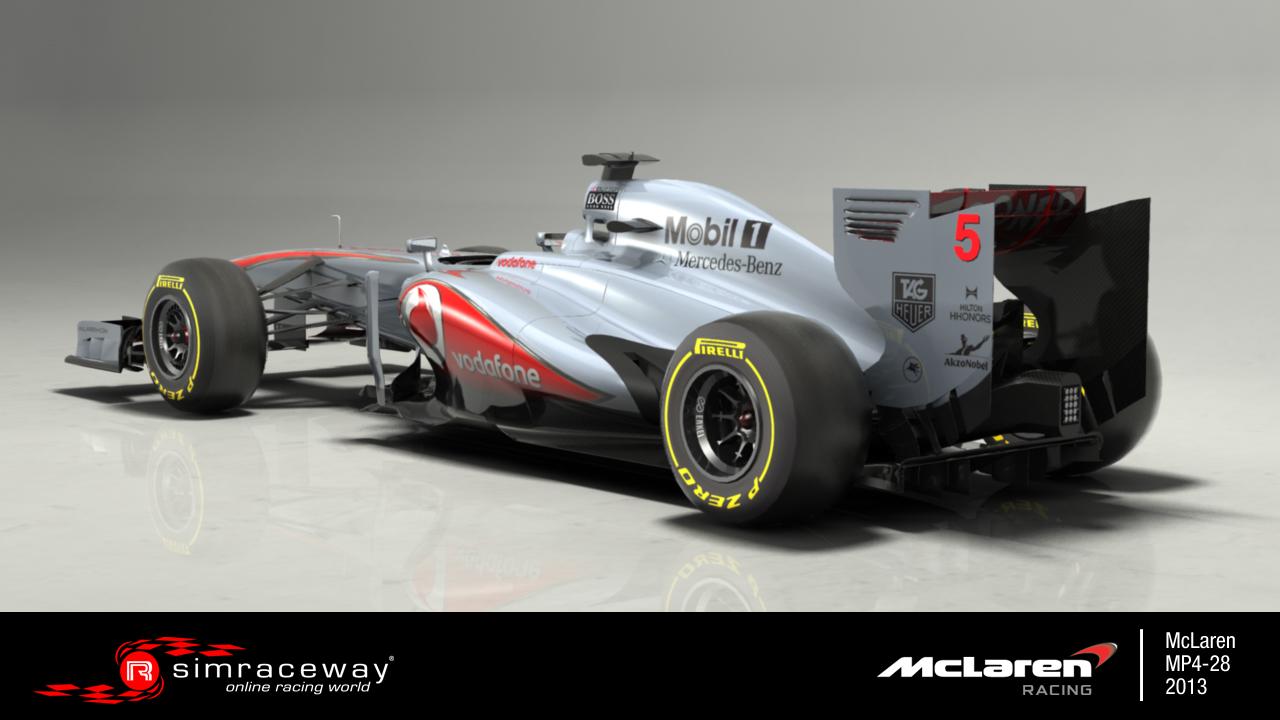 McLaren MP4-28 Mercedes - F1technical.net