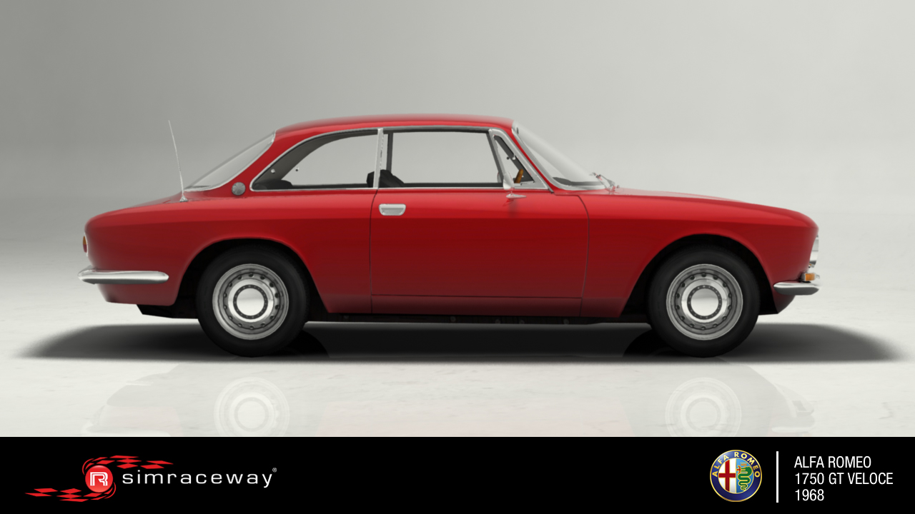 Simraceway - Alfa Romeo 1750 GT Veloce