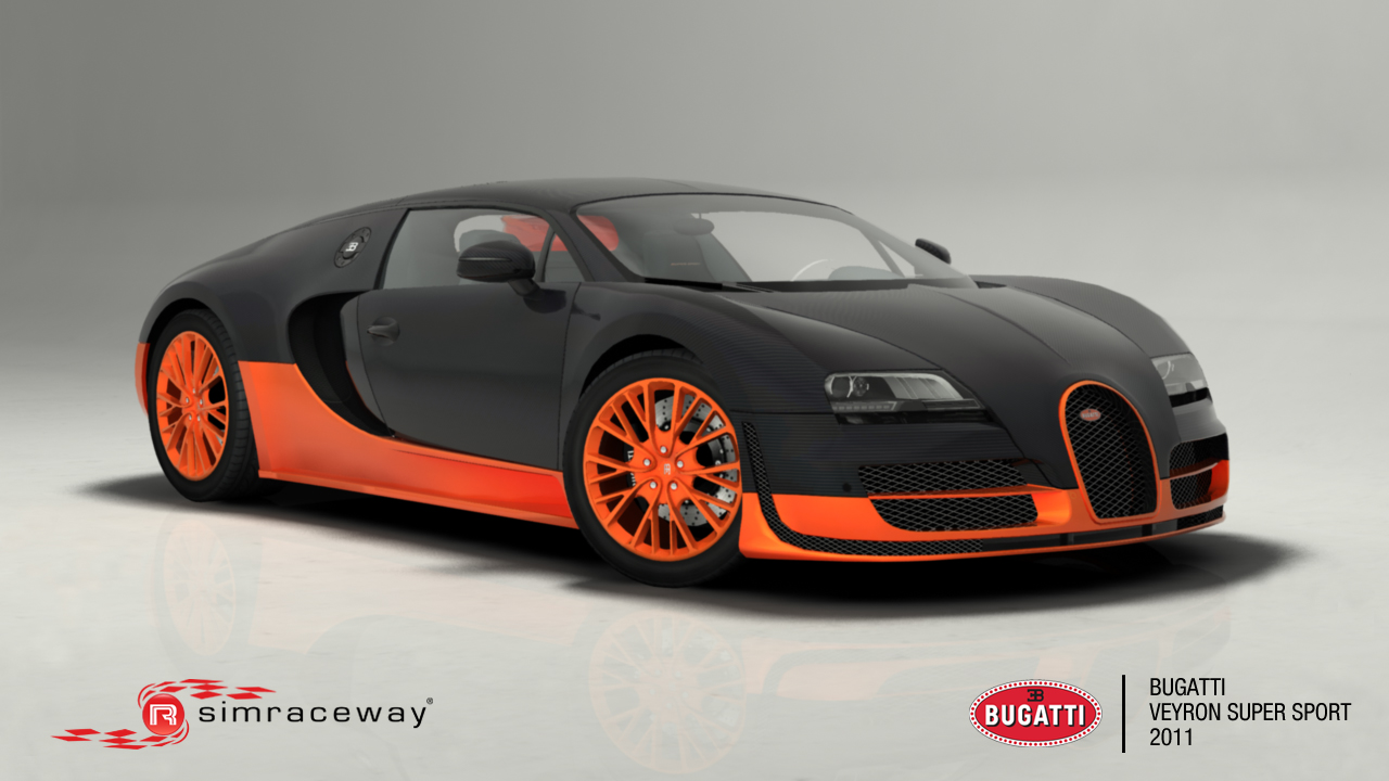 simraceway bugatti veyron super sport. Black Bedroom Furniture Sets. Home Design Ideas