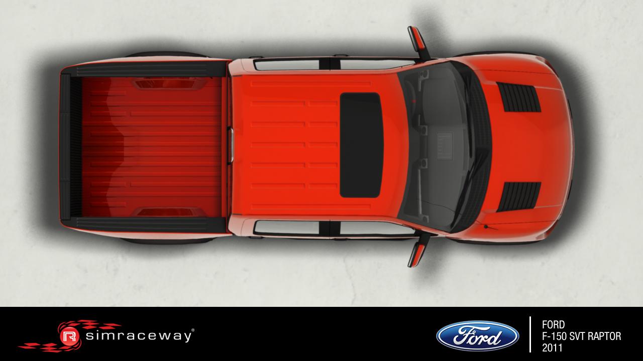 Simraceway - Ford F-150 SVT Raptor