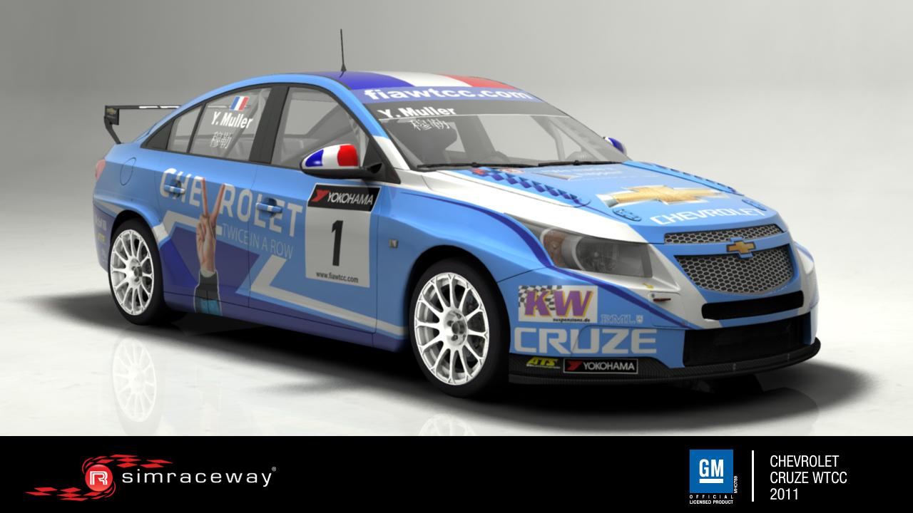 LOGO_ChevroletCruzeWTCC_2011_FrontThreeQ