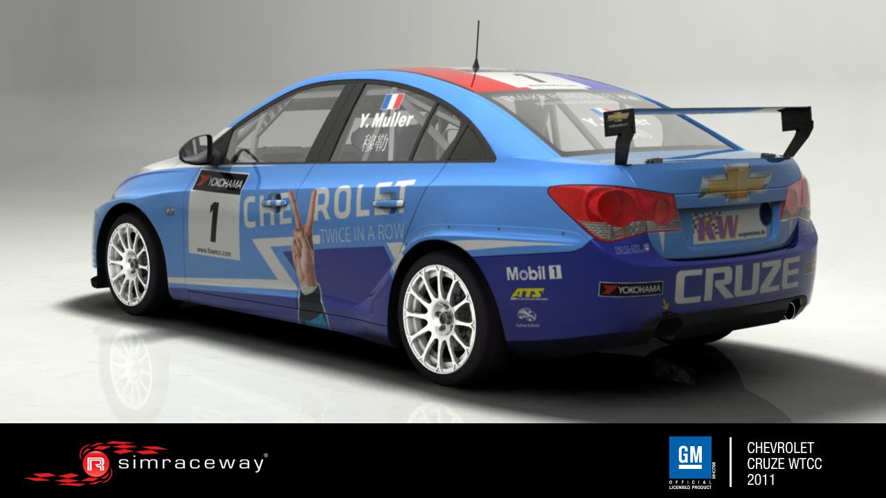 LOGO_ChevroletCruzeWTCC_2011_RearThreeQu