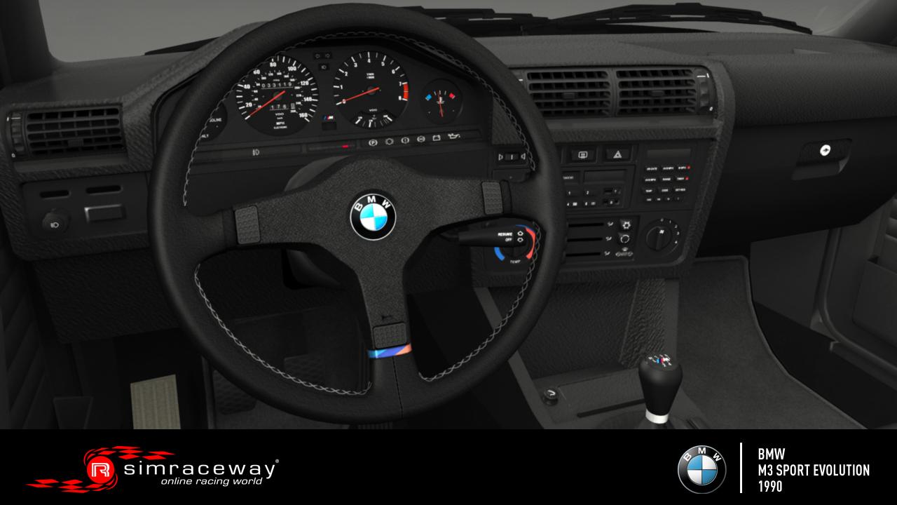 Simraceway Bmw E30 M3 Sport Evolution